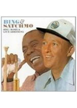Bing Crosby & Louis Armstrong - Bing And Satchmo (Music CD)