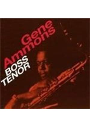 Gene Ammons - Boss Tenor/Angel Eyes (Music CD)