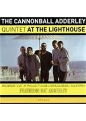 Cannonball Adderley Quintet (The) - At The Lighthouse (Music CD)