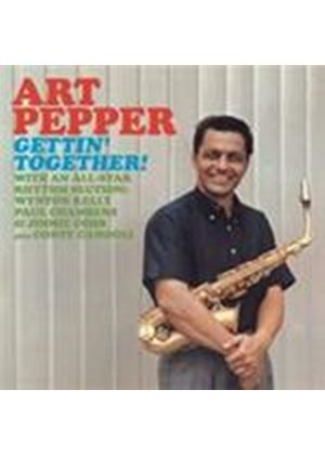Art Pepper - Gettin' Together (Music CD)