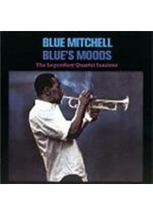 Blue Mitchell - Blue's Moods/Soul Time (Music CD)