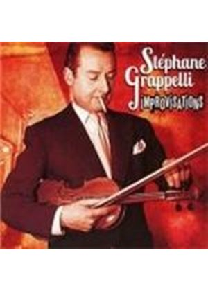 Stephane Grappelli - Improvisations (Music CD)