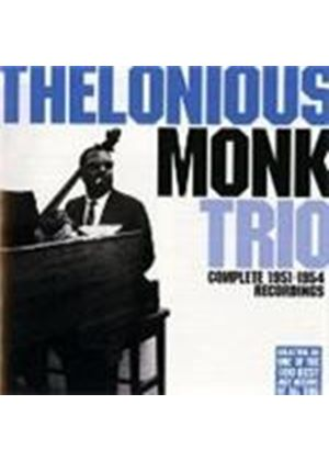 Thelonious Monk Trio (The) - Complete 1951-1954 Recordings (Music CD)