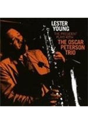 Lester Young & Oscar Peterson Trio (The) - President Plays With The Oscar Peterson Trio, The (Music CD)