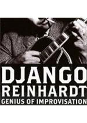 Django Reinhardt - Genius Of Improvisation (Music CD)