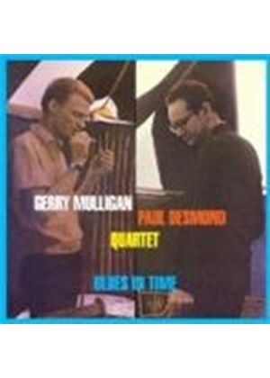Gerry Mulligan - Blues in Time (Music CD)