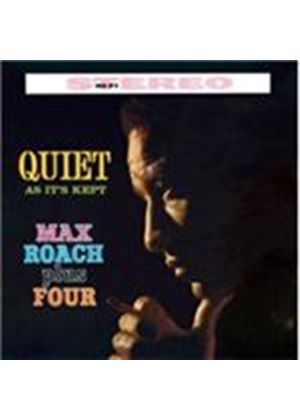 Max Roach - Quiet as It's Kept + Parisian Sketches (Music CD)