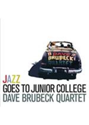 Dave Brubeck - Jazz Goes to Junior College (Music CD)