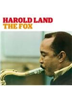 Harold Land - The Fox + Take Aim (Music CD)