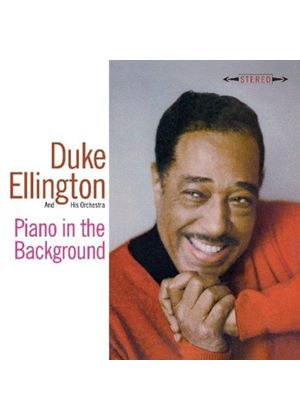 Duke Ellington - Piano in the Background (Music CD)