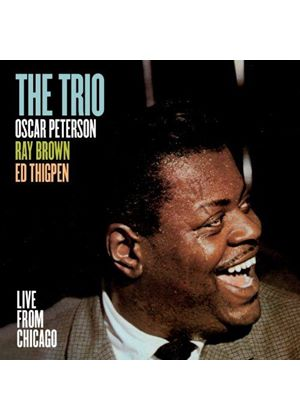 Oscar Peterson - The Trio - Live from Chicago (Music CD)