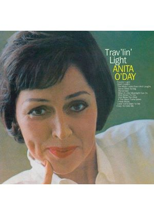 Anita O'Day - Trav'lin Light/Waiter, Make Mine Blues (Music CD)