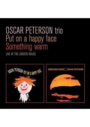 Oscar Peterson - Put on a Happy Face/Something Warm (Music CD)