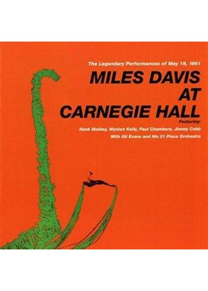 Miles Davis - At Carnegie Hall (Live Recording) (Music CD)