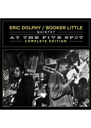 Booker Little - At the Five Spot - Complete Edition (Music CD)
