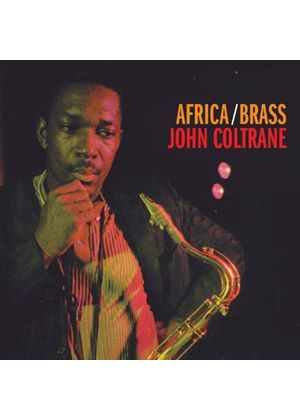 John Coltrane - Africa/Brass Sessions, Vol. 2 (Music CD)