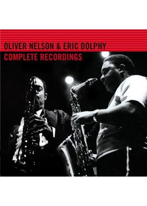 Eric Dolphy - Complete Recordings (Music CD)