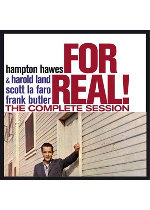 Hampton Hawes - For Real!  The Complete Session (Music CD)