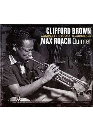 Clifford Brown - Complete Studio Recordings (Music CD)