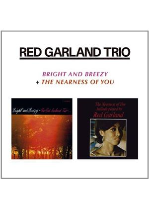 Red Garland - Bright & Breezy + The Nearness of You (Music CD)