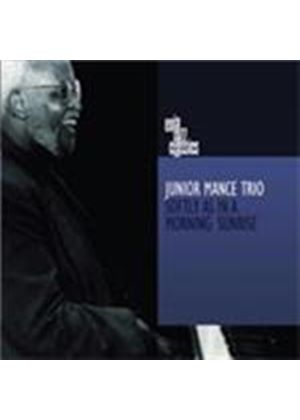 Junior Mance - Softly as in a Morning Sunrise (Music CD)