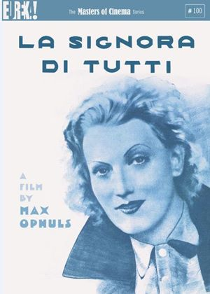 La signora di tutti (Everybody's Lady) (Masters of Cinema)