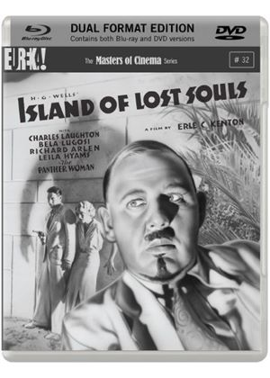 Island of Lost Souls (H.G. Wells) (Masters of Cinema) (Dual Format)