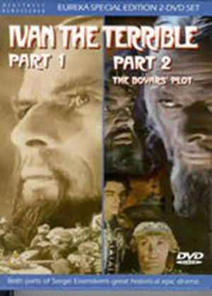 Ivan The Terrible Pt 1 & 2
