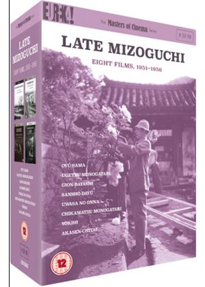 Late Mizoguchi: Eight Films (1951-1956) (Masters of Cinema)