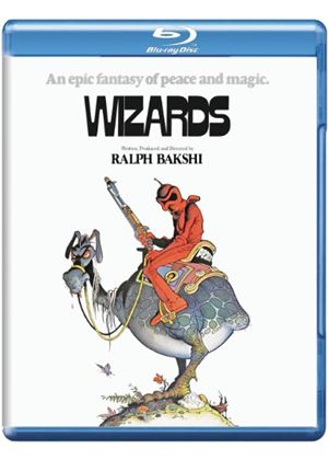 Wizards (Blu-Ray)