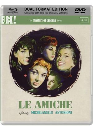 Le Amiche (Masters of Cinema) (Blu-ray + DVD)