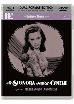 La Signora Senza Camelie [The Lady Without Camelias] (Masters of Cinema) (Blu-ray + DVD)
