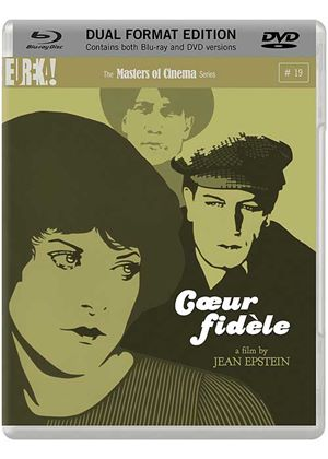 Cœur fidèle (Dual Format DVD and Blu-ray) (Masters of Cinema)