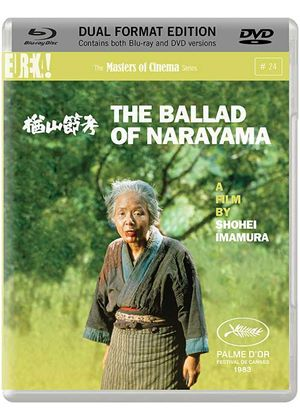 The Ballad of Narayama - Dual Format (Blu-ray & DVD) (Masters of Cinema)