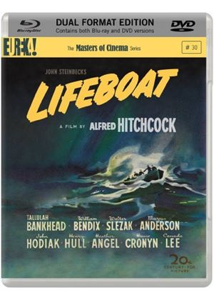 Lifeboat [Masters of Cinema] (Dual Format) (Blu-ray)