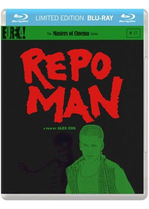 Repo Man - Masters of Cinema (Blu-Ray)