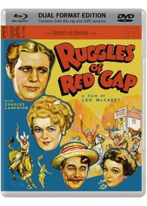 Ruggles of Red Gap [Masters of Cinema] (Dual Format Edition) (Blu-ray)