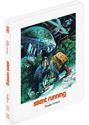 Silent Running [Masters of Cinema] (LTD Edition Steelbook) (Blu-ray)