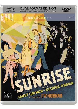 Sunrise - Dual Format (Blu-ray + DVD) (Masters of Cinema)