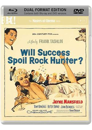Will Success Spoil Rock Hunter? - Dual Format (Masters of Cinema) (DVD & Blu-ray)