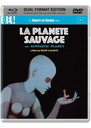 La Planete Sauvage [Masters of Cinema] (Dual Format Edition) (Blu-ray)