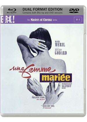Une femme mariée [Masters of Cinema] (Dual Format Edition) (Blu-ray)