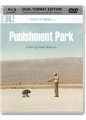 Punishment Park (Masters of Cinema) (Blu-Ray & DVD)
