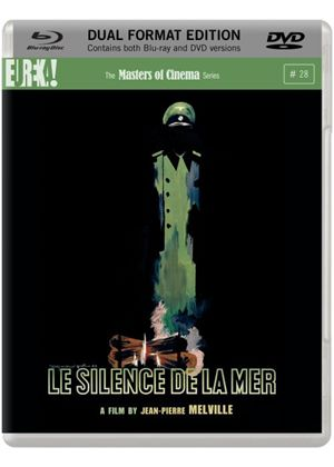 Le Silence De La Mer (Masters of Cinema) (Blu-Ray & DVD)