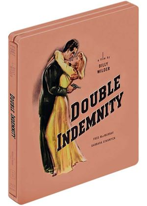 Double Indemnity [Masters of Cinema] (Ltd Edition Blu-ray Steelbook) (Blu-ray)