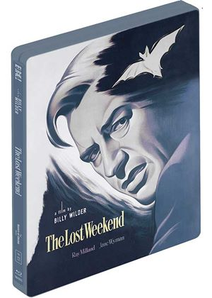 The Lost Weekend [Masters of Cinema] (Ltd Edition Blu-ray Steelbook)
