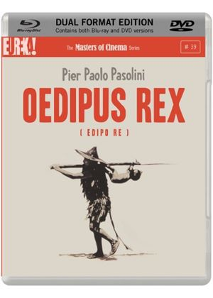 Oedipus Rex (Edipo Re) (Masters of Cinema) (Dual Format Edition) (Blu-Ray)