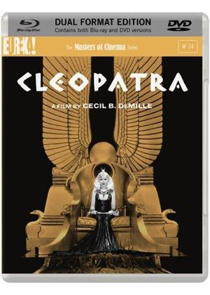 Cleopatra [Masters of Cinema] (Dual Format Edition) (Blu-ray)