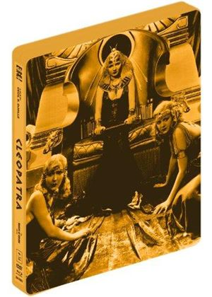 Cleopatra [Masters of Cinema] (Limited Edition Dual Format SteelBook) (Blu-ray)