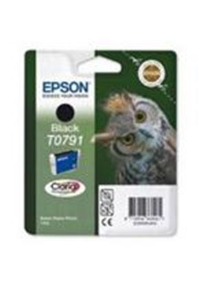 Epson T0791 Photo Black Ink Cartridge (Blister with RF)
